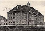 Hindenburgschule, 1915