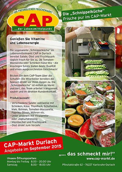 """CAP-Markt: Die """"Schnippelküche"""""""
