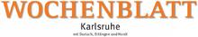 Wochenblatt — Karlsruhe mit Durlach, Ettlingen und Hardt