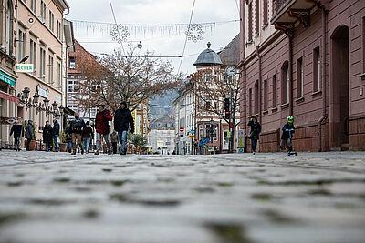Karlsruhe als Tourismusdestination fordert gemeinsam mit sieben weiteren Städten in Baden-Württemberg Unterstützung ein. Foto: cg