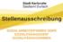 Stadtamt Durlach sucht Sozialarbeiter*innen oder Sozialpädagogen* Sozialpädagoginnen. Grafik: Stadt Karlsruhe/cg