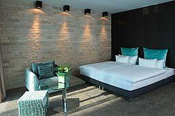 Übernachten mit Lifestyle im Hotelneubau KUBUS