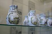 Durlacher Fayence im Pfinzgaumuseum. Foto: cg
