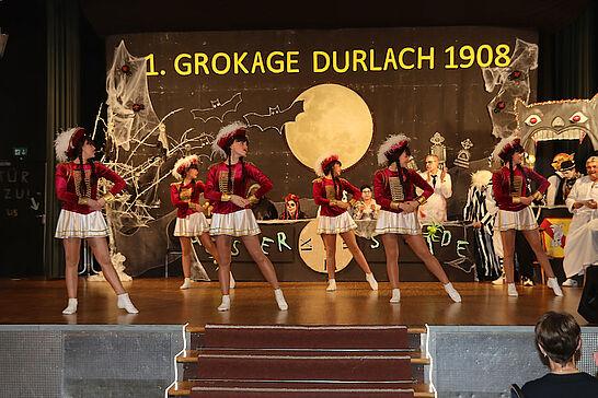 01 Prunksitzung 2020 GroKaGe - Die Prunksitzung der 1. GroKaGe Durlach war 2020 ganz schön gruselig. (31 Fotos)