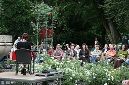 Durlacher Lesesommer 2010. Foto: cg
