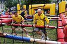 Menschen-Kicker-Turnier 2015. Foto: cg