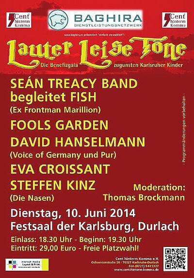 """Lauter Leise Töne"" - Die Charity Gala 2014"