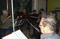 13.10.2010   Bürgertreff beim Hausmusikensemble
