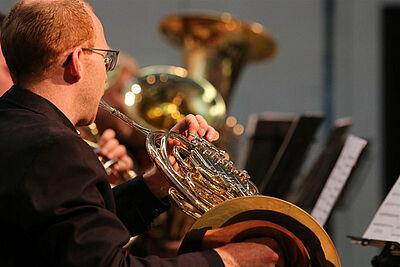 Kirchenkonzert mit dem Musikforum Durlach. Fotos: cg