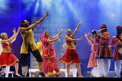 Indische Kultur kann in diesem Jahr online erlebt werden. Foto: Jürgen Schurr