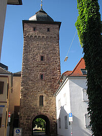Basler-Tor Durlach