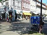 Fußgängerzone Pfinztalstraße