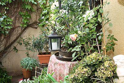 Naturbelassenheit, Urban Gardening und ein Sommeratelier. Foto: om