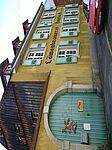Gebäude in der Bienleinstorstraße