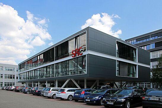 22 Einweihungsfeier SAC Sirius Advanced Cybernetics GmbH - Mehr Raum für das steigende Wachsum war das Ziel - gefunden in Durlach in der Raumfabrik (71 Fotos)