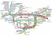 Umleitungsplan vom 6. April, 4 Uhr, bis 25. Mai 2021, 4 Uhr. Grafik: KVV
