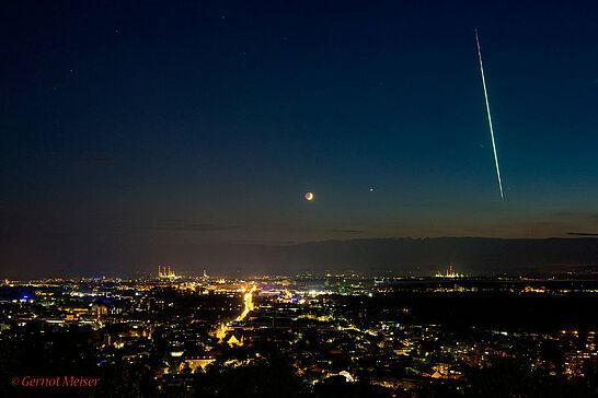 16 PLANETARIUM Durlach – Workshop Astrofotografie - Astro- und Landschaftsfotografie zu verbinden, ist gar nicht so schwer, wie es aussieht. Gernot Meiser gab eine Einführung. (31 Fotos)