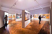Das Pfinzgaumuseum in der Karlsburg öffnet wieder seine Türen. Eine vorherige Terminvereinbarung ist jedoch erforderlich. Foto: cg