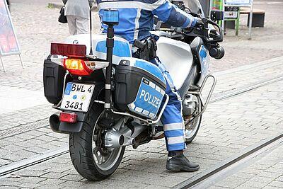 Polizeikontrollen am Wochenende (Symbolbild). Foto: om