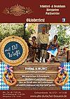Oktoberfest in der Alten Durlacher Brauerei. Grafik: pm