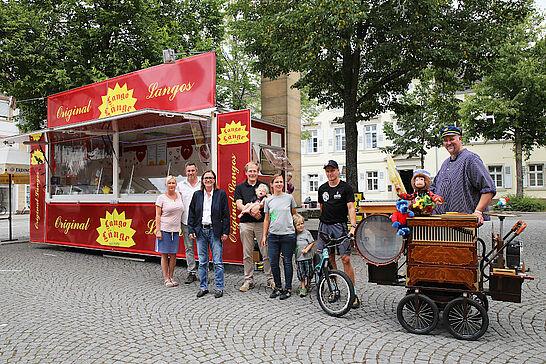 04 Von Durlach nach Hamburg: Spendenradtour 2020 der Familie Syha - Der Neue Kupferhof ist das Ziel der 1.000 km langen Spendenradtour von Familie Syha aus Durlach. (1 Video)