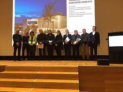 Hugo-Häring-Auszeichnung. Fotos: cg