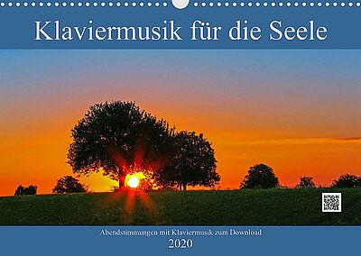 """Kalender gewinnen: """"Klaviermusik für die Seele"""" . Grafik: pm"""