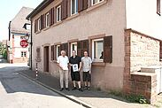 Ein Haus erhitzt die Gemüter. Foto: om