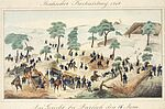 Gefecht an der Obermühle, 1849
