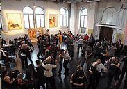 Café Milonga - Tango in der Orgelfabrik. Foto: pm