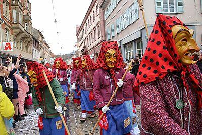 Stimmung in der Durlacher Altstadt. Fotos: cg