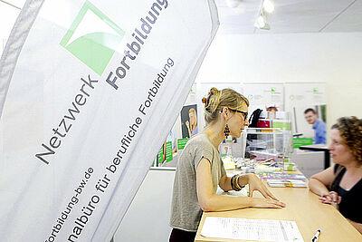 Weiterbildungstag im Karlsruher Regierungspräsidium – jetzt informieren. Foto: Donecker