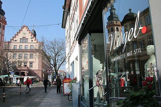 18 Neueröffnung Modehaus Nagel - Bleibt weiterhin Durlach erhalten: Durlacher.de-Premiumpartner Modehaus Nagel eröffnet zweimal neu. (23 Fotos)