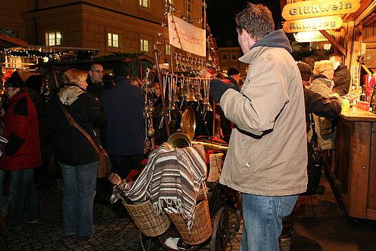 """26 Mittelalterlicher Weihnachtsmarkt - Der traditionelle """"Mittelalterliche Weihnachtsmarkt"""" präsentiert sich wieder bis zum 22. Dezember vor der Karlsburg. (46 Fotos)"""