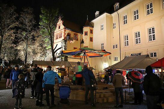 27 Mittelalterlicher Weihnachtsmarkt (Eröffnung) - Bereits am Dienstag wurde der Mittelalterliche Weihnachtsmarkt inoffiziell, am Mittwochabend dann offiziell eröffnet. (41 Fotos)