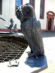 Liebesbrunnen. Foto: pol