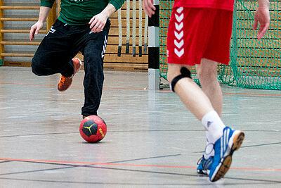 Ballsport (Symbolbild). Foto: cg
