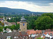 Auch der Basler-Tor-Turm kann besichtigt werden. Foto: cg