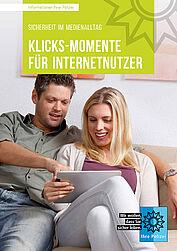"""""""Sicherheit im Medienalltag - Augen auf beim Onlinekauf"""". Grafik: pol"""