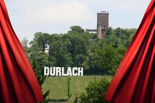"""Durlach 3.0 – Wechseljahre einer Stadt - Der Film von Samuel Degen lief im Rahmen der Ausstellung """"Durlach 3.0"""" in der Orgelfabrik vom 22. Mai bis 5. Juli 2015."""