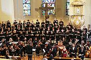 Durlacher Kantorei in der Stadtkirche. Foto: pm