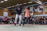 Street Combatives ab sofort immer sonntags. Foto: PSV