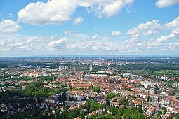 Wie viel müssen die Karlsruher fürs Wohnen bezahlen? Foto: cg