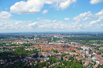 Karlsruhe. Foto: cg