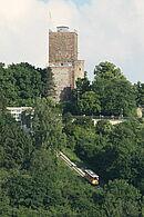 Turmbergbahn. Foto: cg