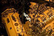 Die Stadtkirchen-Gemeinde Durlach wird Gottesdienste an Weihnachten durchführen. Foto: cg