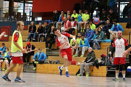 28 Durlach Turnados: Auftaktturnier Hallenrunde Baden - Mit einem Auftaktturnier starteten die beteiligten Handballteams mit Handicap in den neuen Wettbewerb. (64 Fotos)