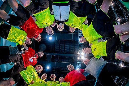 21 Durlach Turnados: Special Olympics World Games Abu Dhabi - Durlacher Handballer erkämpften mit Nationalteam dritten Platz bei Weltspielen von Special Olympics. (20 Fotos)