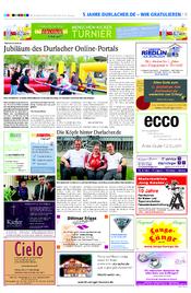 Boulevard Baden - Ausgabe Durlach und Umgebung | 24. Juni 2012