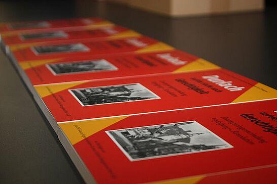 02 Buchvorstellung - Buchvorstellung des Historischen Vereins zum Thema: Zwangseingemeindung, Verfolgung und Revolution. (24 Fotos)